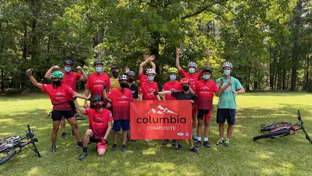 Columbia South Carolina Composite Team MTB